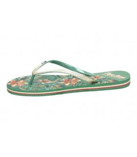 Sandalias para señora art 0587 marron