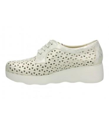Zapatos para moda joven planos refresh 69737 en rosa