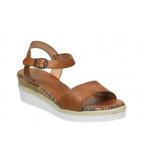 Sandalias para moda joven planos refresh 69834 en marron