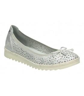 Zapatos para moda joven planos xti 48788 en plata