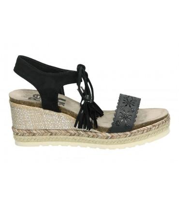 Xti negro 48921 sandalias para moda joven