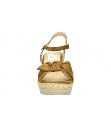 Sandalias para señora porronet 2533 blanco