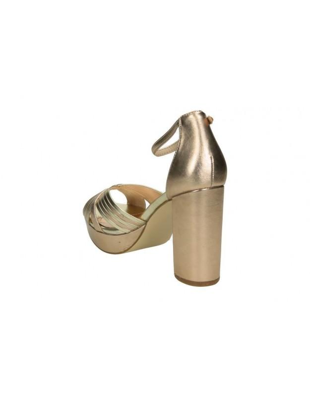 Zapatos refresh 69012 marron para caballero