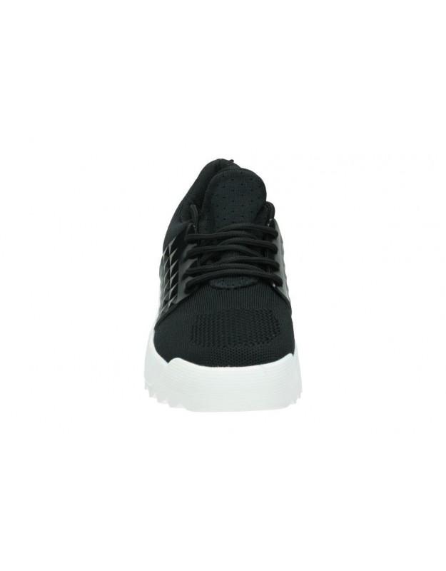 Xti negro 48838 sandalias para moda joven