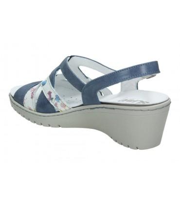 Xbonita blanco 4437 sandalias para señora