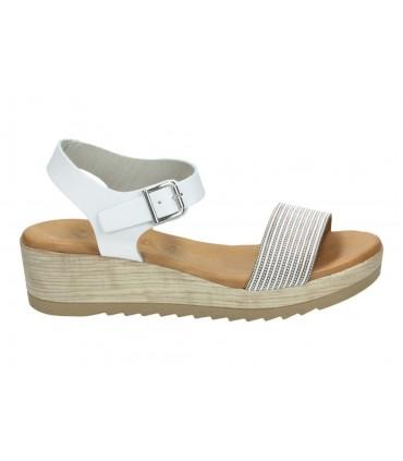 Top3 negro 9549 sandalias para moda joven