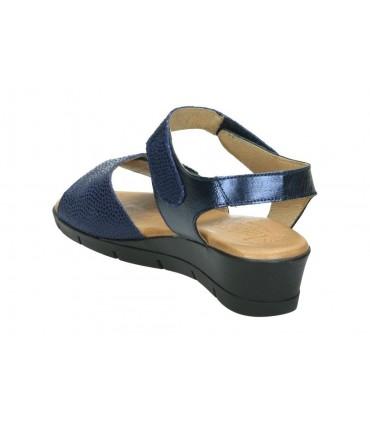 Sandalias xti 48829 negro para moda joven