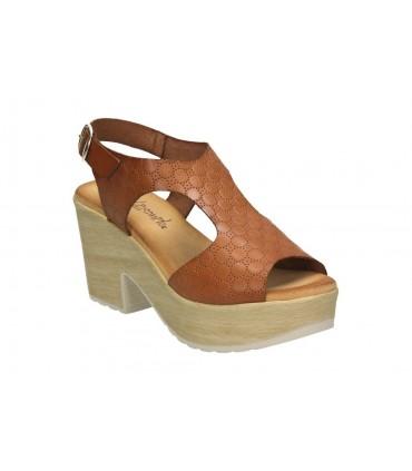 Victorian blanco 13530 zapatos para señora
