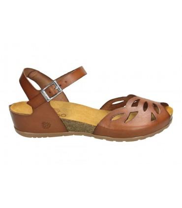 Sandalias para moda joven yokono capri-003 marron