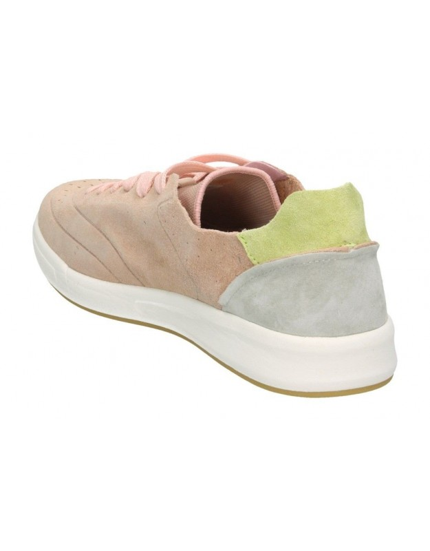 Sandalias color blanco de casual suave 3301