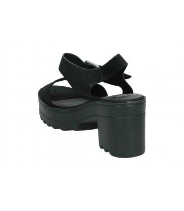 Sandalias para moda joven xti 49087 plata