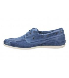 Deportivas casual de caballero coolway maik-c color azul