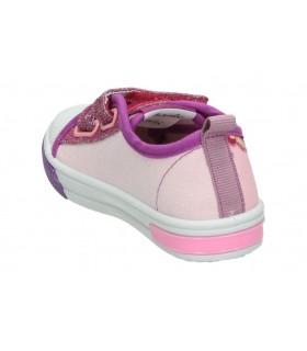 Sandalias para moda joven planos top3 9506 en blanco