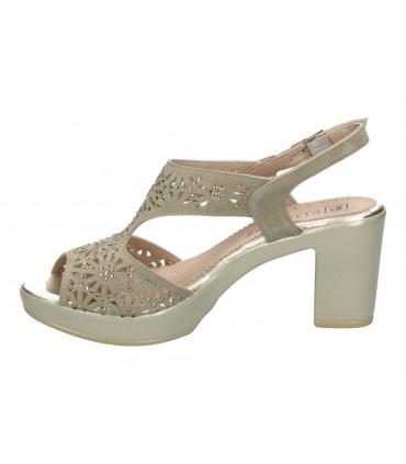 Zapatos casual de caballero skechers 65687-choc color marron