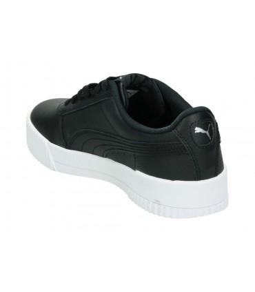 Sandalias casual de moda joven xti 49128 color negro