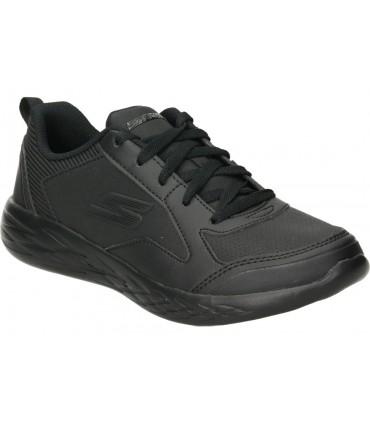 Botines casual de señora  6114 color negro