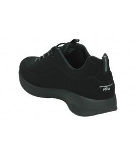 Botines color negro de casual  urban-002