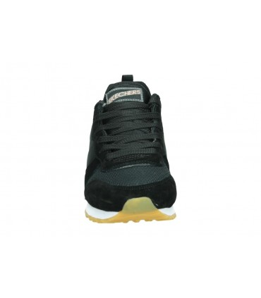 Botas para moda joven tacón  62331 en negro