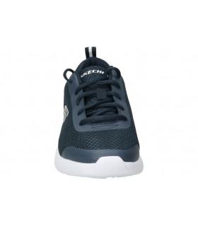 Botas casual de moda joven  8363 color negro