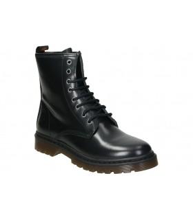 Zapatos para caballero planos  16600 en negro