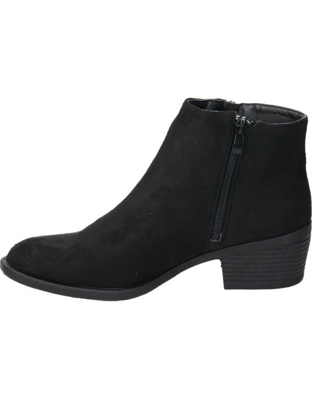 Sandalias para moda joven yokono capri-003 negro