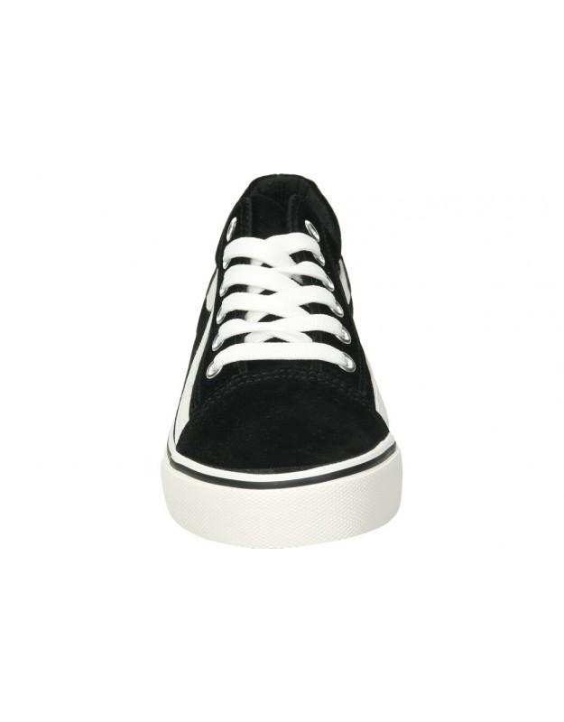 Sandalias yokono ibiza-068 negro para moda joven