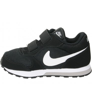 Sandalias casual de moda joven isteria 9075 color negro