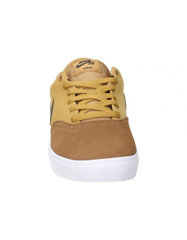 Sandalias casual de moda joven pinaz 317 ao color marron