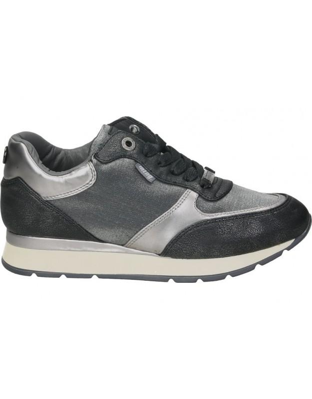 Sandalias para moda joven planos mtng 58692 en negro
