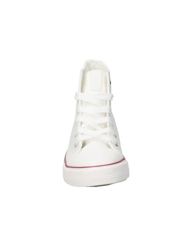 Zapatos color negro de casual desireé 92040