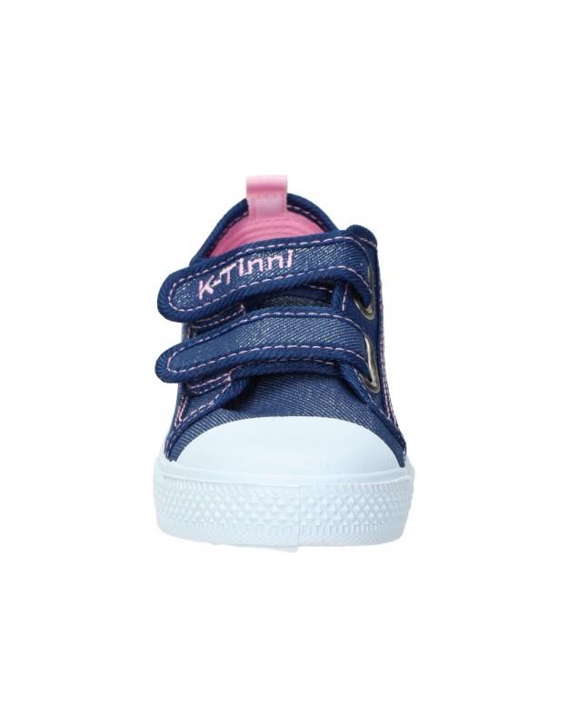 Deportivas color azul de casual skechers 10959n-nvmt