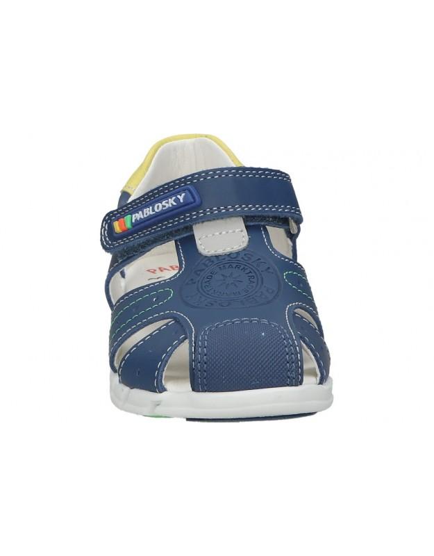 Zapatos casual de caballero pepe jeans pms30501 color azul