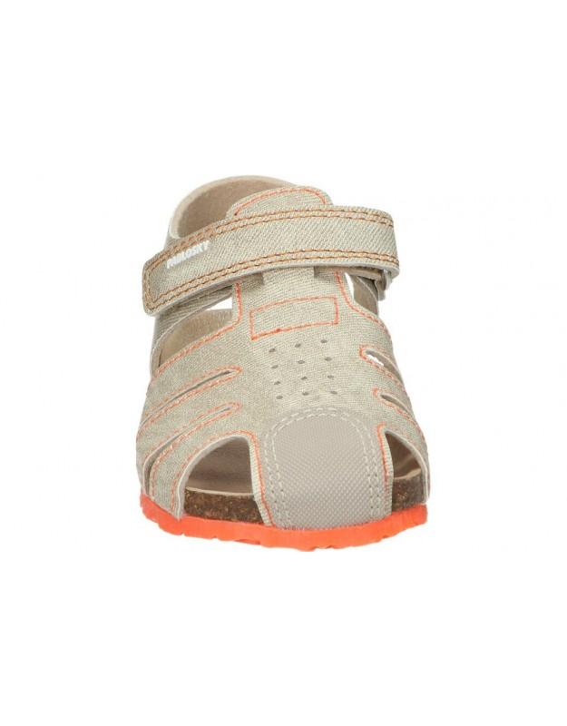 Zapatos para señora planos geox d941cb en negro