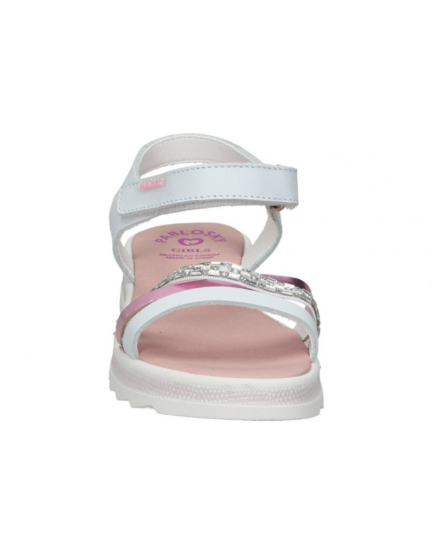Zapatillas Nike velcro de niño o niña de la talla 20 en la