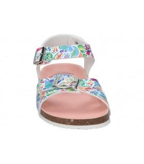 Zapatos color marino de casual fluchos f0354