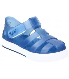 Deportivas casual de señora skechers 12615-nvhp color azul