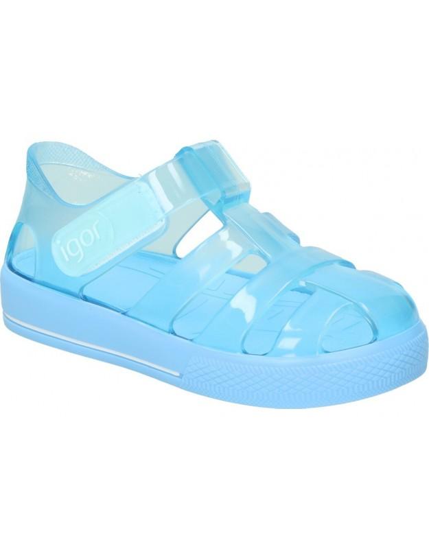 Zapatos para niño levi´s vspr0004t azul