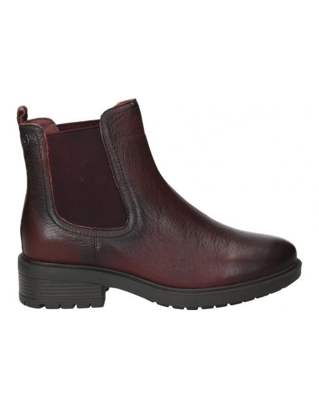 Zapatos para caballero planos callaghan 17300 en marron Waterproof
