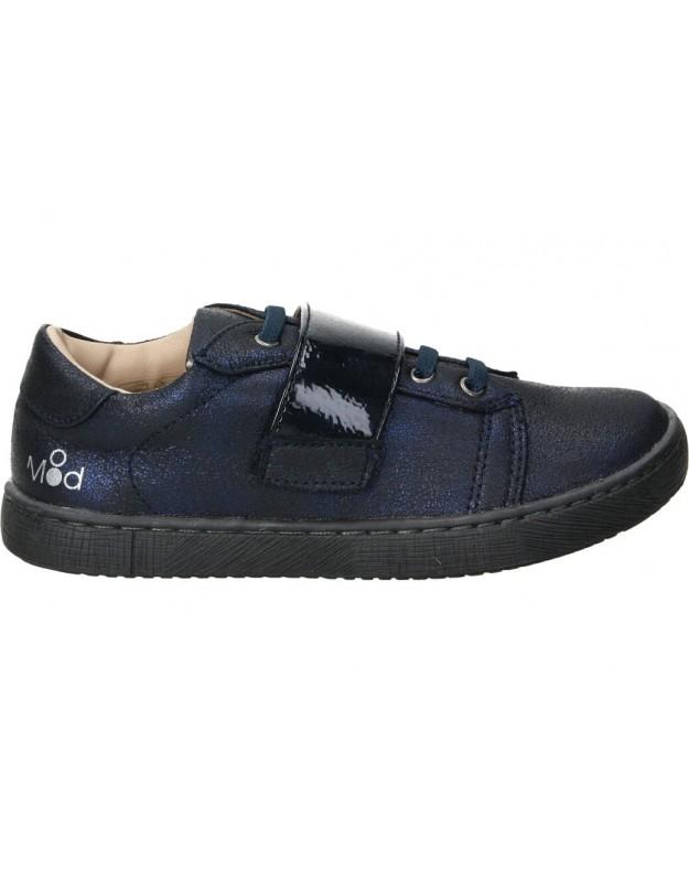 Zapatos para caballero planos joma oslow-801. en negro