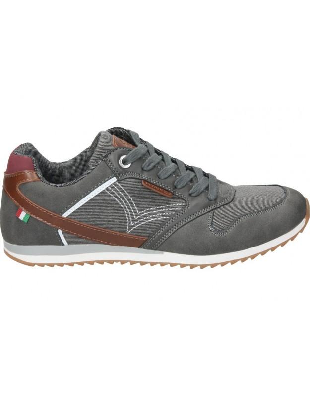 Zapatos para señora pitillos 5830 rojo