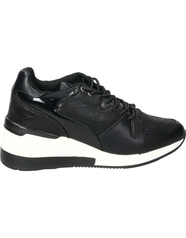 Zapatos para caballero planos callaghan 81311 en negro
