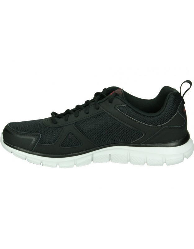 Zapatos casual de caballero xti 49176 color negro
