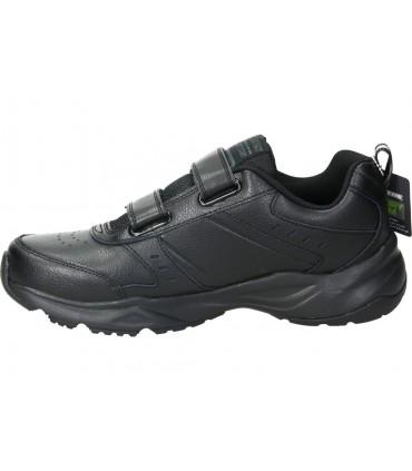 Zapatos casual de señora pitillos 5853 color negro