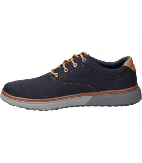 Zapatos para señora planos pitillos 2985 en negro