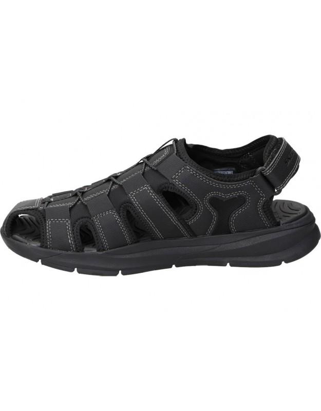 Botines casual de señora dorking 8095 color negro