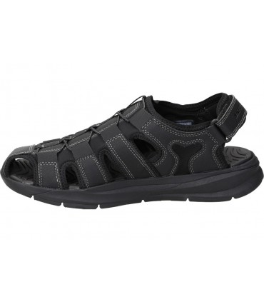 Botines casual de señora dorking 8095 color negro