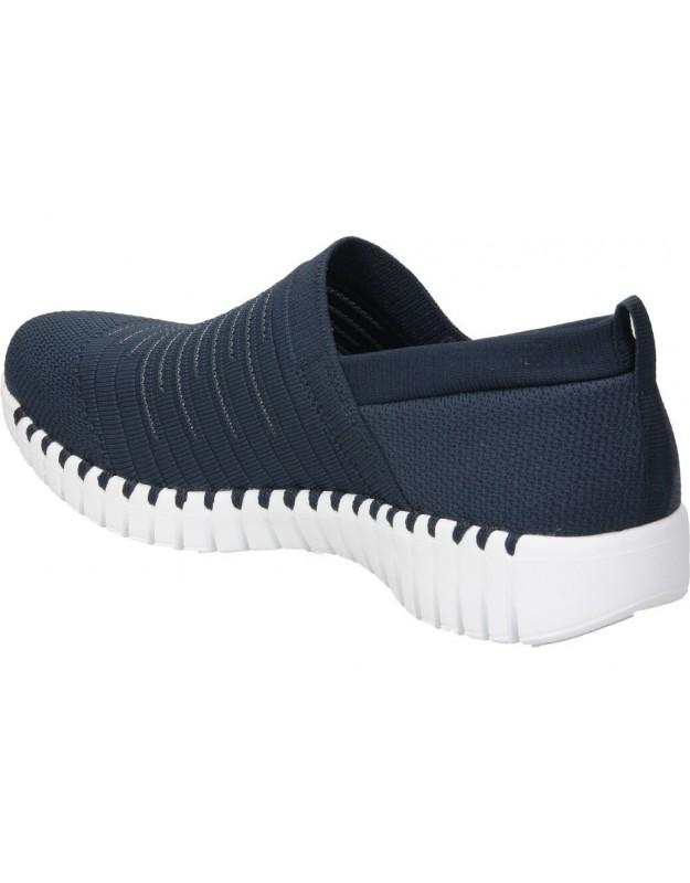 Zapatos para señora clarks 26139075 negro