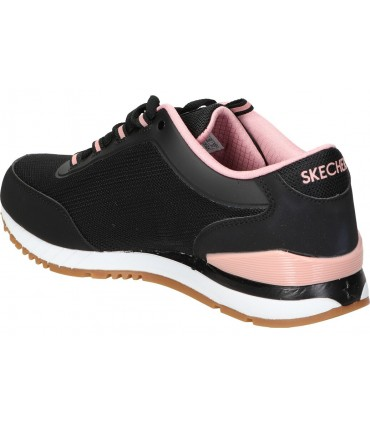 Deportivas color azul de casual skechers 52531-nvy