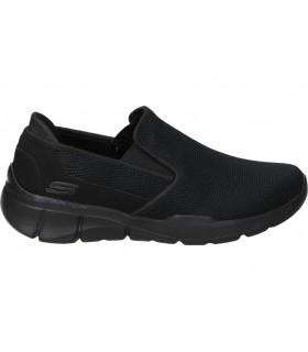 Zapatos casual de caballero lois 84903 color negro