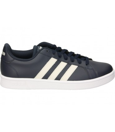 Zapatos casual de caballero nuper 5054 color negro